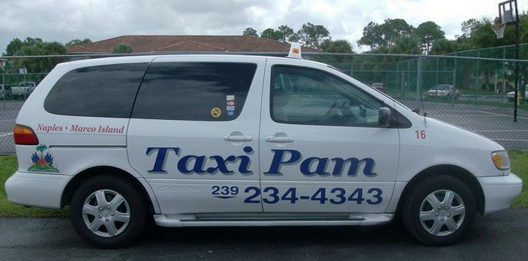 Taxi Fort Myers Beach Airports Served